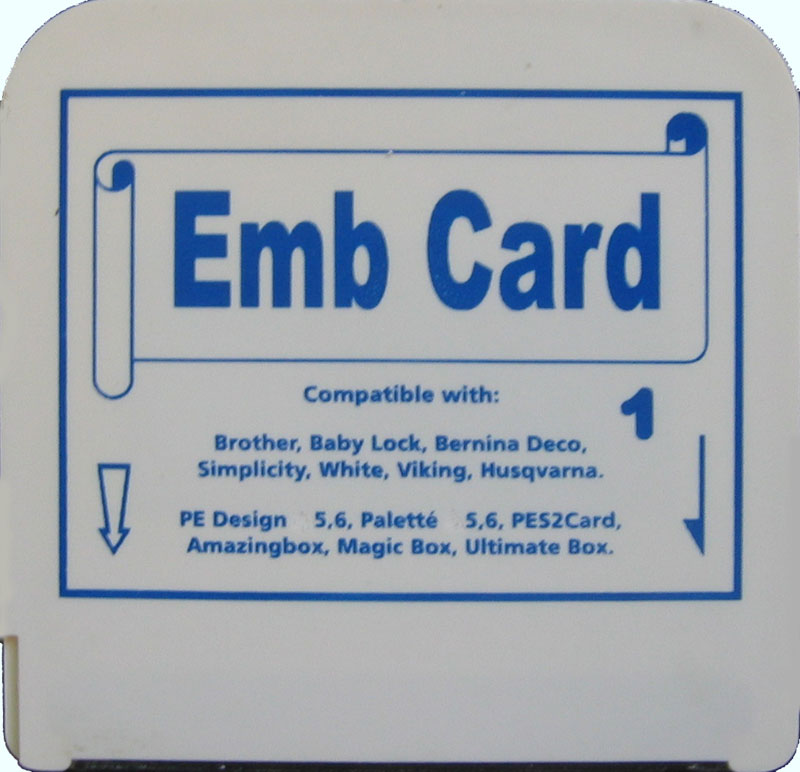 Bernina Artista Embroidery Cards Free Embroidery Patterns